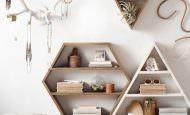 Küçük Odalar İçin Duvar Süsleme Stilleri