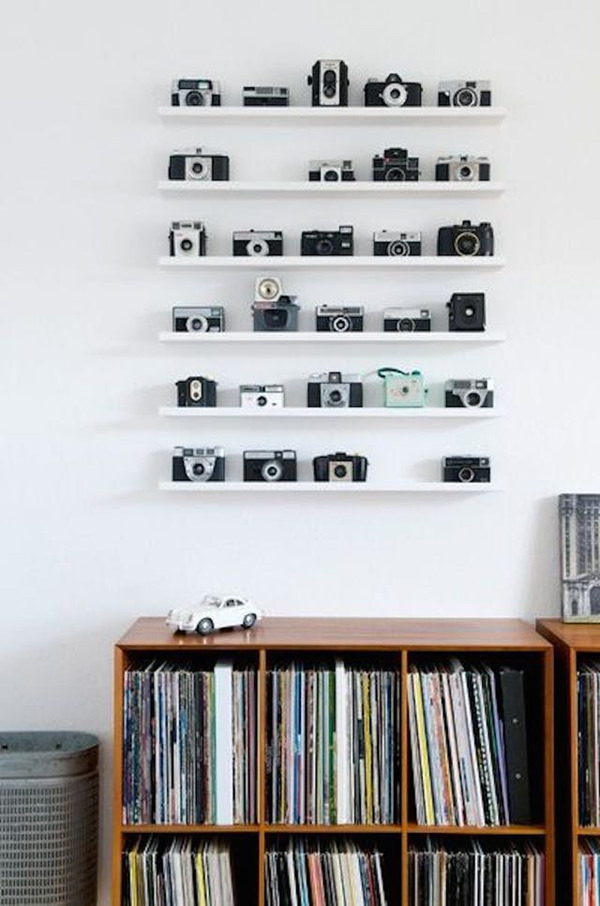 oda tasarımı için fikirler küçük odalar İçin duvar süsleme stilleri - kucuk oda duvar susleme fikirleri 3