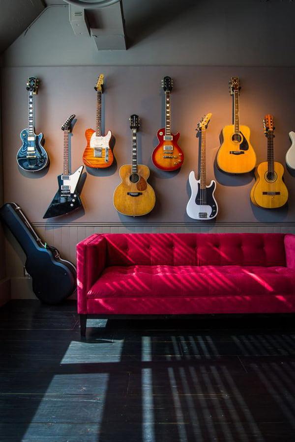 10 metrekare oda dekorasyonu küçük odalar İçin duvar süsleme stilleri - kucuk oda duvar susleme fikirleri 5
