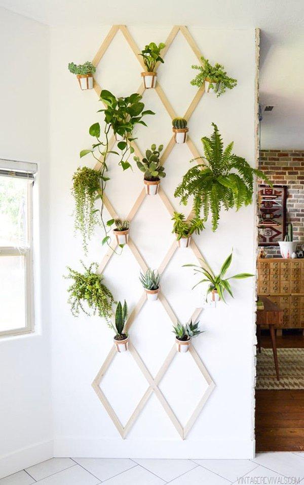 küçük duvar süsleme küçük odalar İçin duvar süsleme stilleri - kucuk oda duvar susleme fikirleri 9