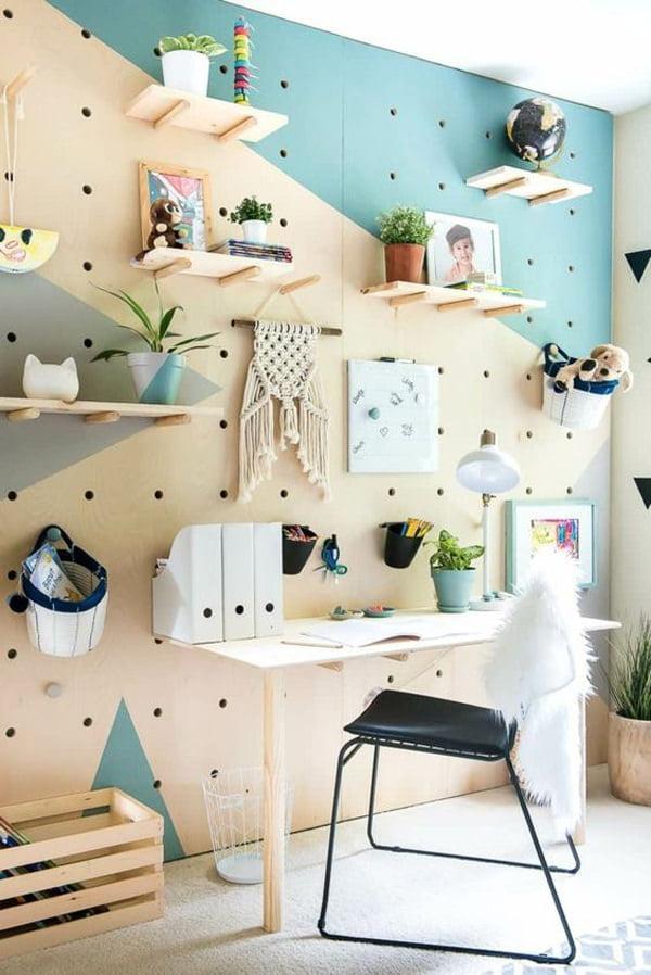 duvar süsleme küçük odalar İçin duvar süsleme stilleri - kucuk oda duvar susleme fikirleri