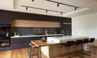 Mutfak'ta Ada Tezgah Tasarım Fikirleri
