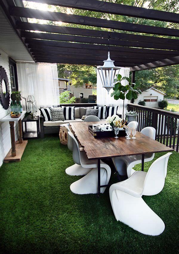 suni çim fiyatları yapay doğal olmayan suni Çim kullanımı - balkon suni cim