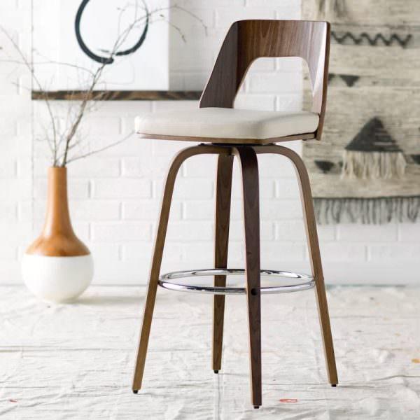 lüks modern bar sandalye