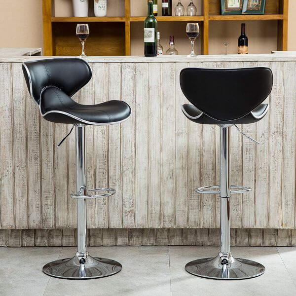deri bar sandalyeleri