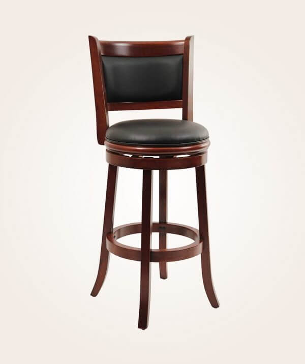 retro ahşap bar sandalye