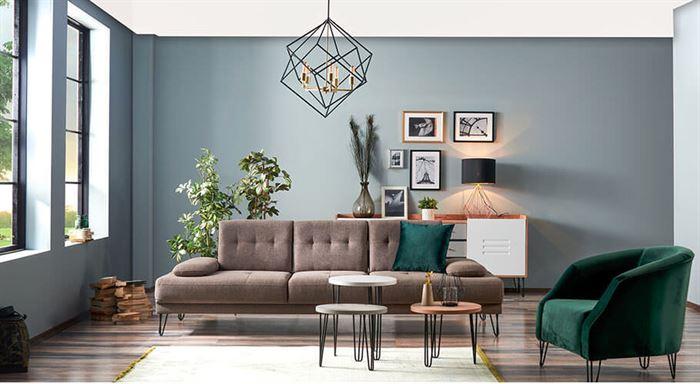 luks daire dekorasyon evinizin görünümünü değiştirme neden Önemlidir? - salon dekorasyon fikirleri