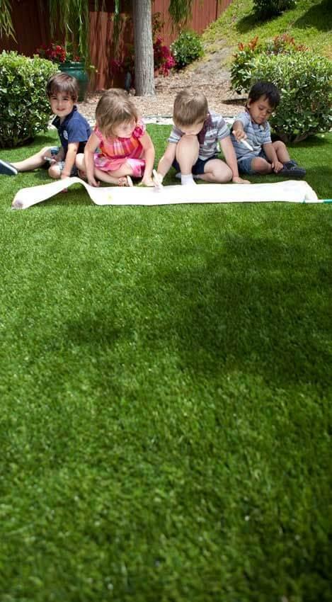 bahçe çimleri suni yapay doğal olmayan suni Çim kullanımı - yapay cim kalitesi nasil anlasilir