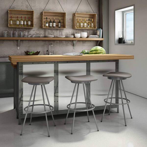 ada mutfak bar tipi sandalye