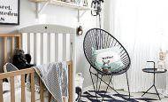 Modern Bebek Odası Dekorasyon Ve Mobilya Fikirleri