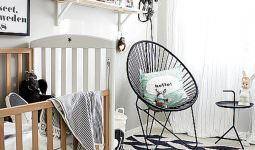 modern bebek odası dekorasyon ve mobilya fikirleri - bebek odasi dekorasyon modelleri 255x150
