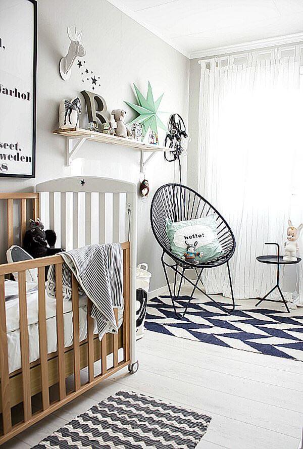 bebek odasi dekorasyon modelleri