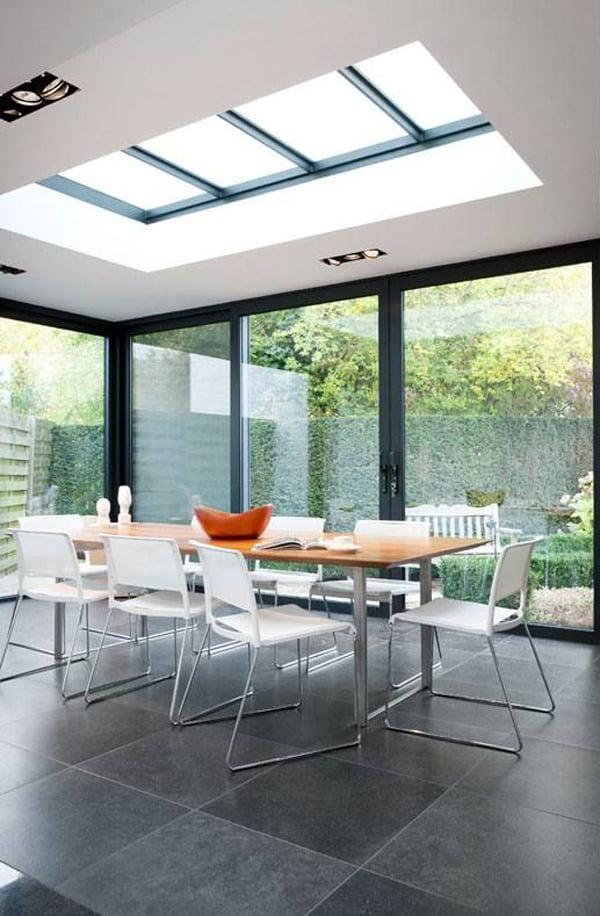 ev-cam-tavan-dekorasyon-fikirleri cam tavan - ev cam tavan dekorasyon fikirleri 10