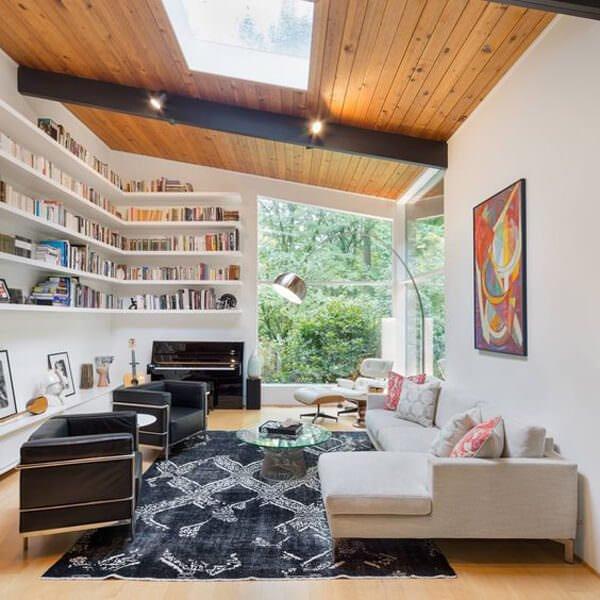 ev-cam-tavan-dekorasyon-fikirleri cam tavan - ev cam tavan dekorasyon fikirleri 14