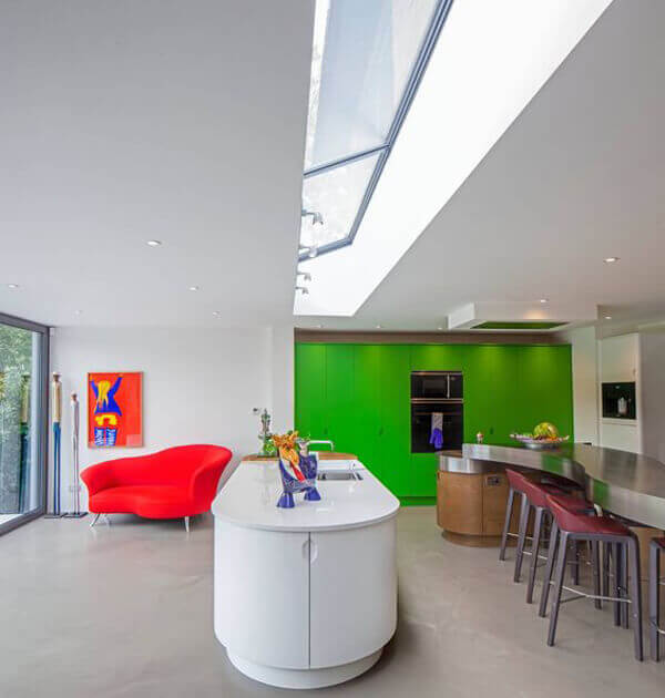 ev-cam-tavan-dekorasyon-fikirleri cam tavan - ev cam tavan dekorasyon fikirleri 15