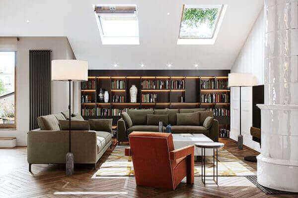 ev-cam-tavan-dekorasyon-fikirleri cam tavan - ev cam tavan dekorasyon fikirleri 16 600x400