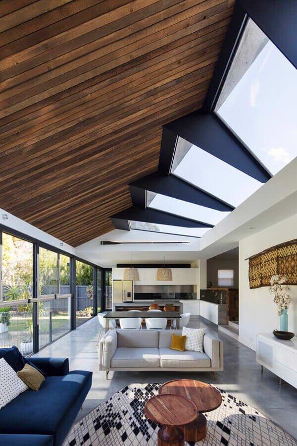 ev-cam-tavan-dekorasyon-fikirleri cam tavan - ev cam tavan dekorasyon fikirleri 19