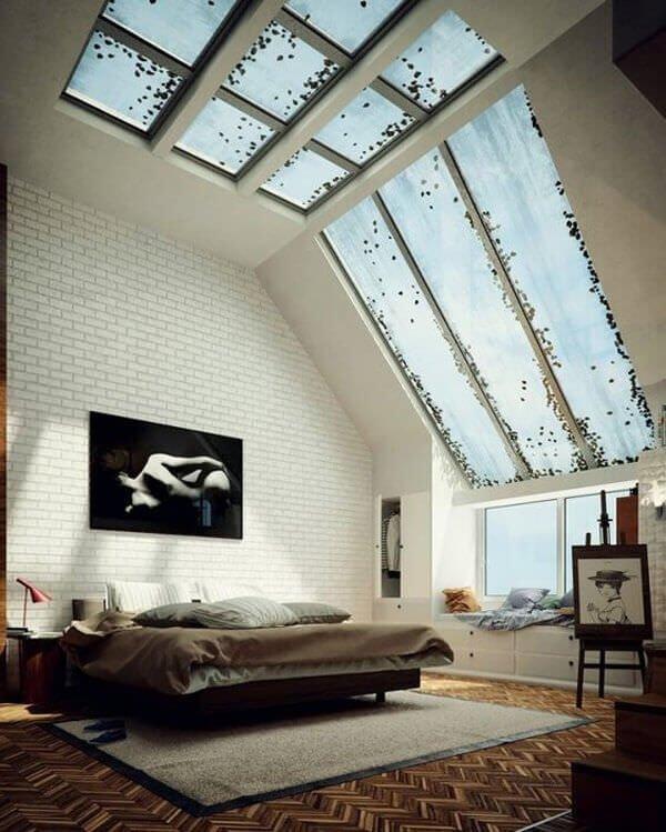 ev-cam-tavan-dekorasyon-fikirleri cam tavan - ev cam tavan dekorasyon fikirleri 20