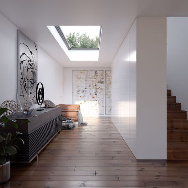 ev-cam-tavan-dekorasyon-fikirleri