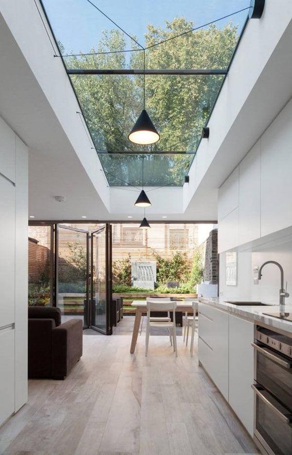 ev-cam-tavan-dekorasyon-fikirleri cam tavan - ev cam tavan dekorasyon fikirleri 6