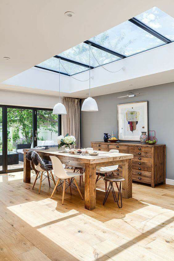 ev-cam-tavan-dekorasyon-fikirleri cam tavan - ev cam tavan dekorasyon fikirleri 9