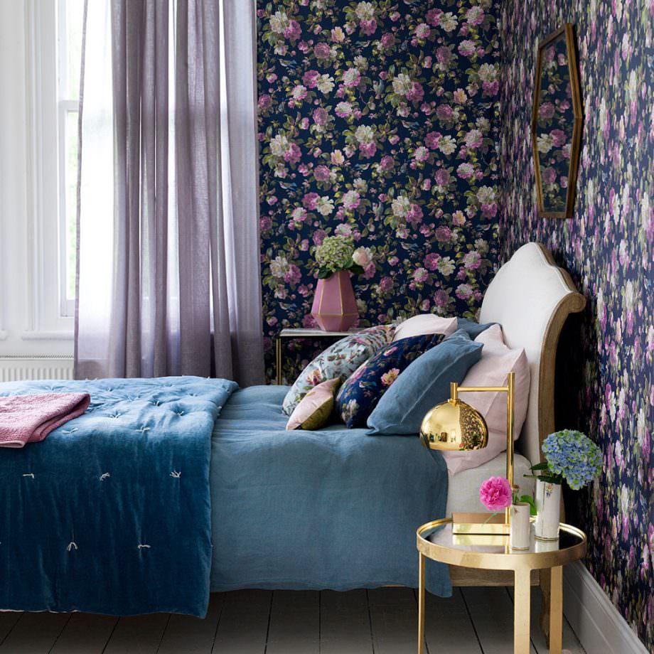 mor-lila-kombinli-yatak-odasi-dekorasyon-fikirleri mor ve lila
