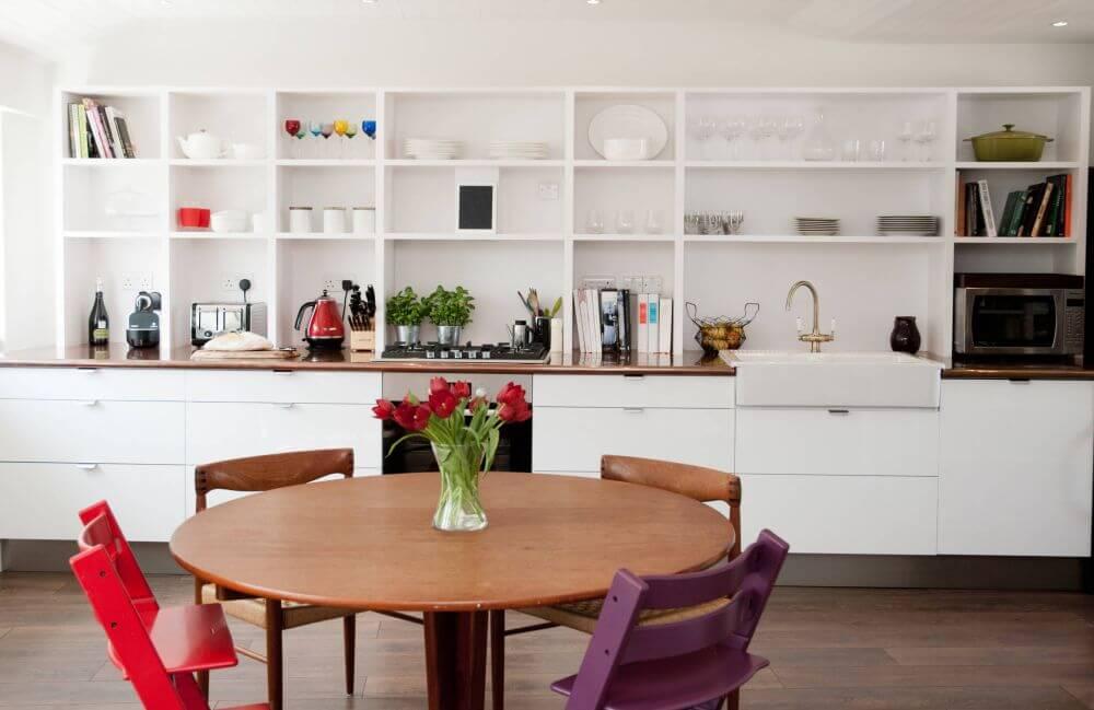 mutfak-acik-raf-modelleri açık mutfak raflarınızı nasıl düzenleyebilirsiniz - mutfak acik raf modelleri 1