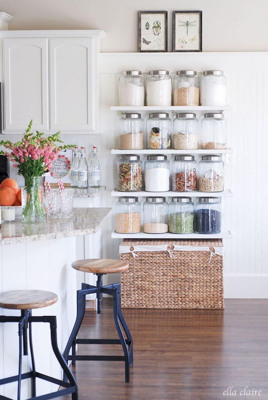 mutfak-acik-raf-modelleri açık mutfak raflarınızı nasıl düzenleyebilirsiniz - mutfak acik raf modelleri 15