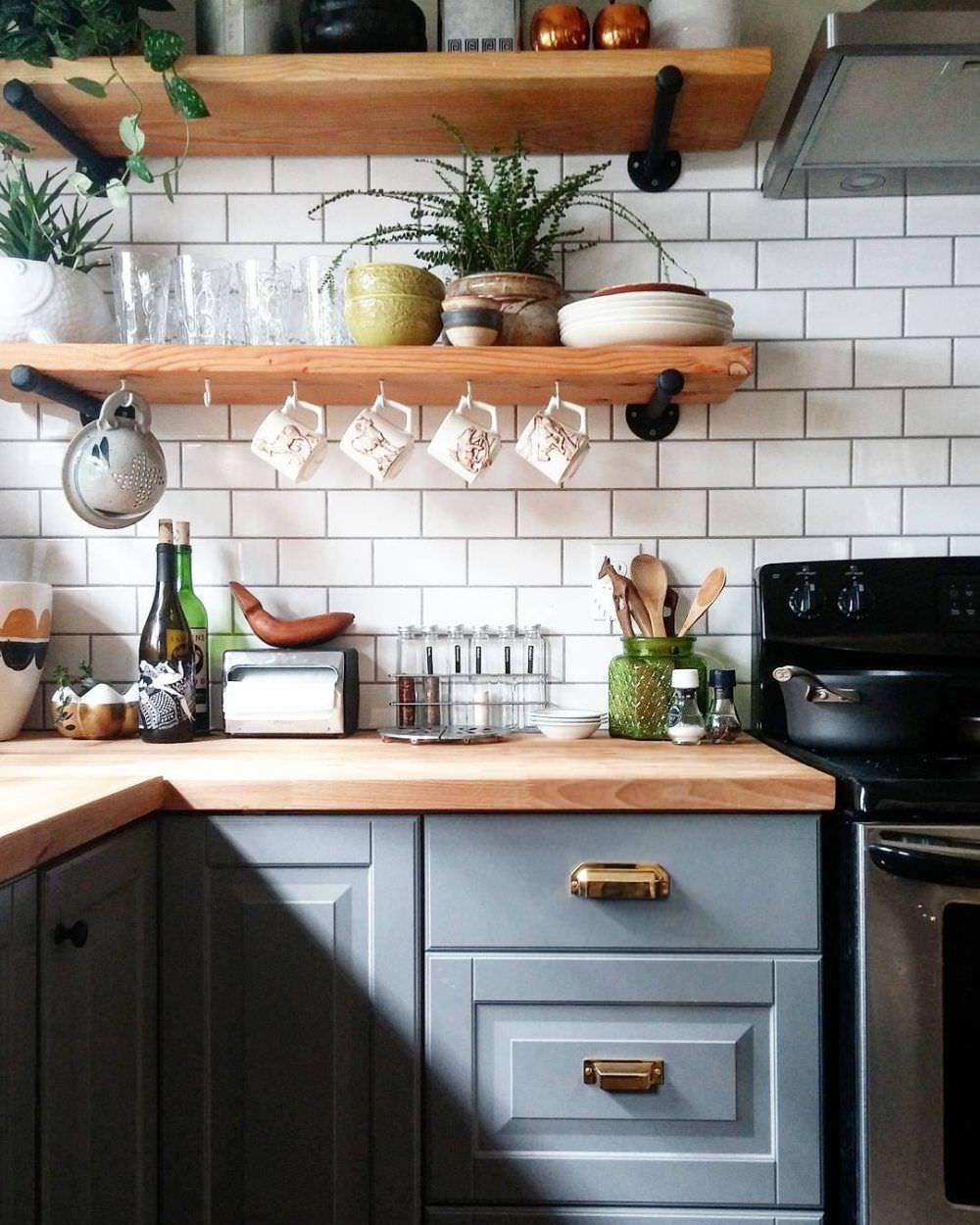 mutfak-acik-raf-modelleri açık mutfak raflarınızı nasıl düzenleyebilirsiniz - mutfak acik raf modelleri 16