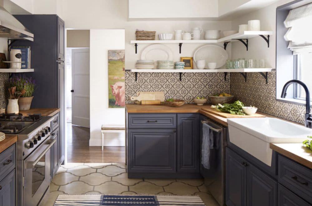 mutfak-acik-raf-modelleri açık mutfak raflarınızı nasıl düzenleyebilirsiniz - mutfak acik raf modelleri 17