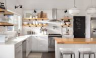 Açık Mutfak Raflarınızı Nasıl Düzenleyebilirsiniz