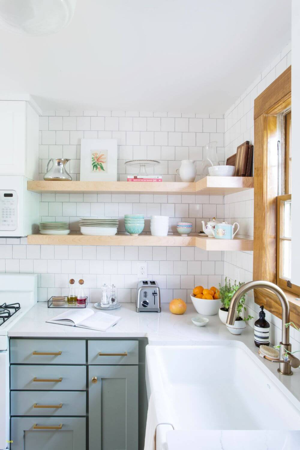 mutfak-acik-raf-modelleri açık mutfak raflarınızı nasıl düzenleyebilirsiniz - mutfak acik raf modelleri 2