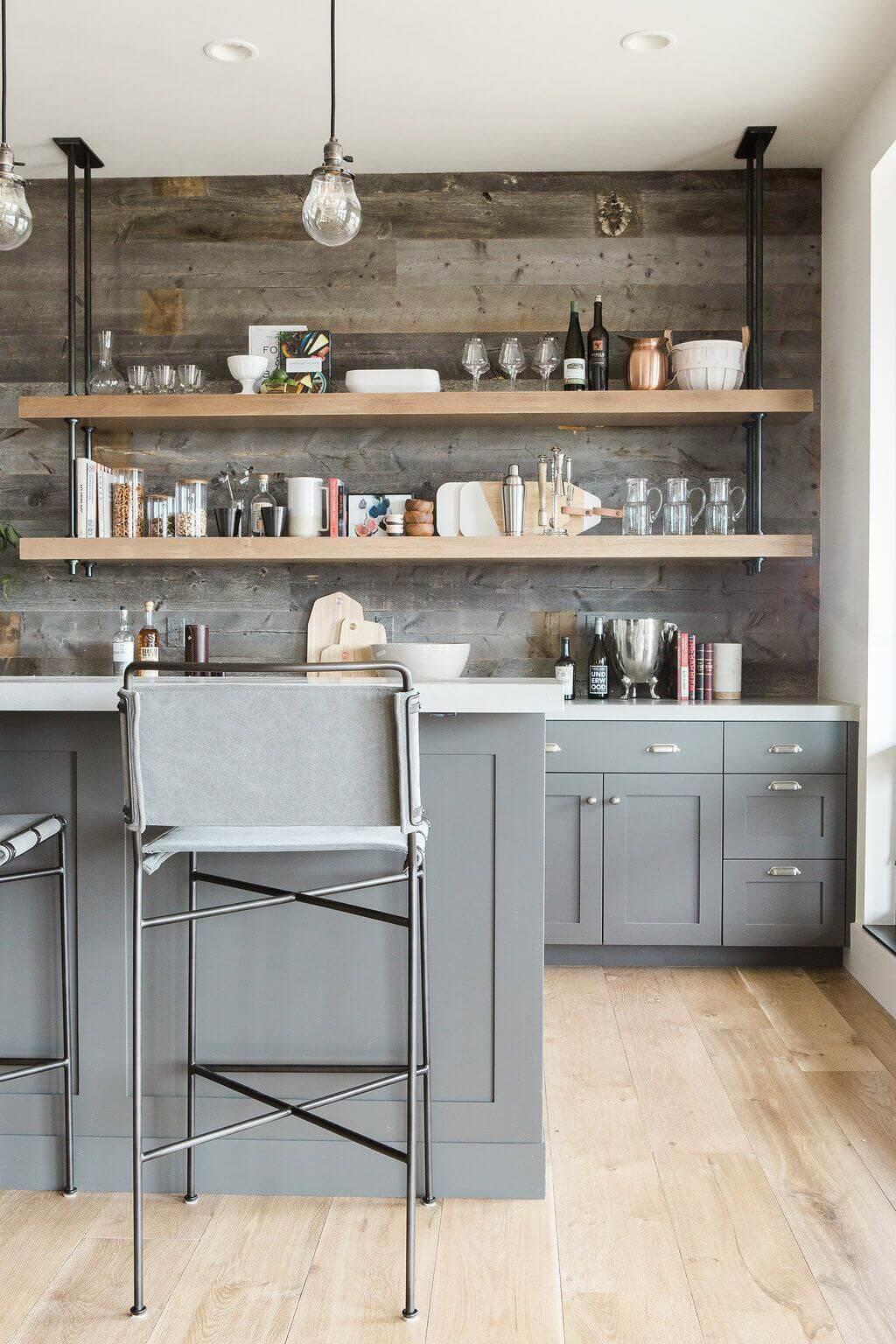 mutfak-acik-raf-modelleri açık mutfak raflarınızı nasıl düzenleyebilirsiniz - mutfak acik raf modelleri 3