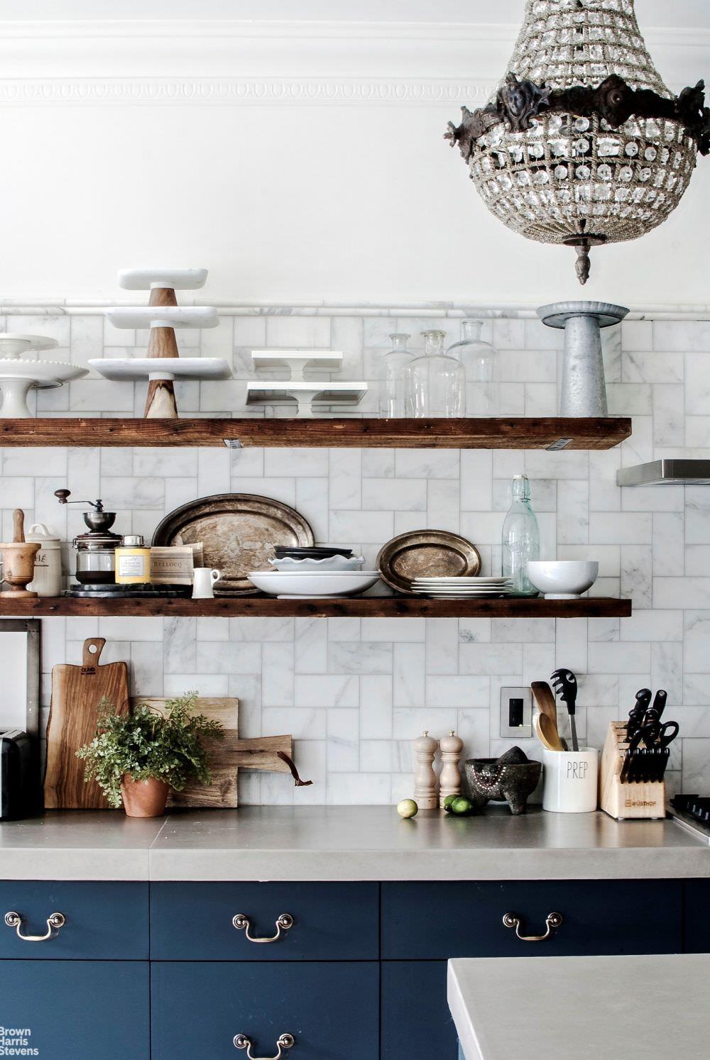 mutfak-acik-raf-modelleri açık mutfak raflarınızı nasıl düzenleyebilirsiniz - mutfak acik raf modelleri 8