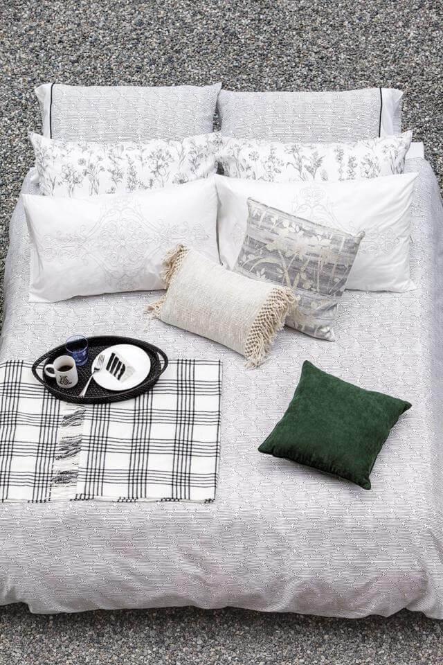 kış İçin yatak nevresimleri ve kumaş türleri - yatak carsaflari kislik
