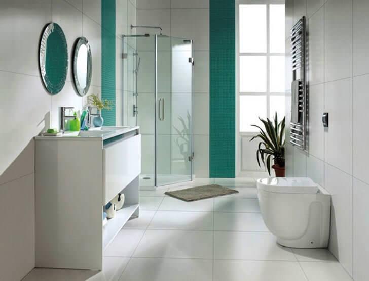 Modern Banyolar İçin Duşakabin Modelleri 4