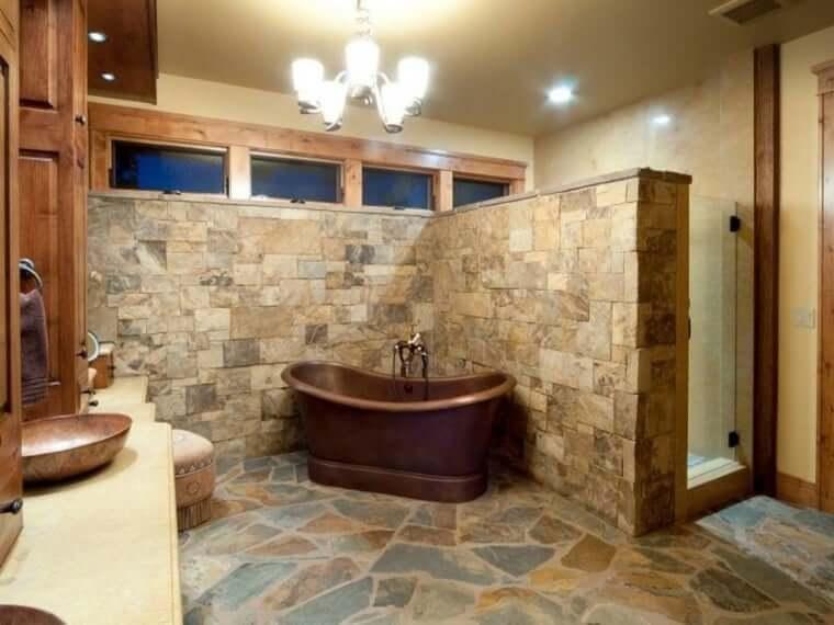 Modern Banyolar İçin Duşakabin Modelleri 6