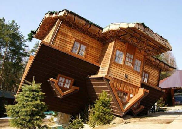 İlginç Şaşırtıcı ev modelleri - ters tasarlanmis ilginc ev modelleri 6