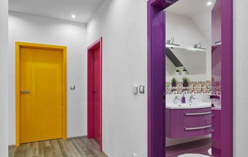 yaşam alanlarınızı canlı renklerle güzelleştirin - renkli oda kapilari - Yaşam Alanlarınızı Canlı Renklerle Güzelleştirin