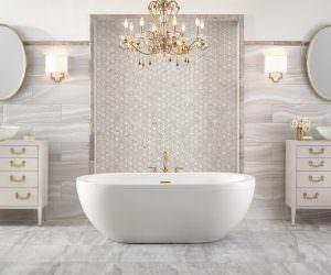 2019 Banyo Dekorasyonları için Yeni Trendler