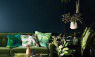 Ev Dekorasyonunda Yeşil Nasıl Durur