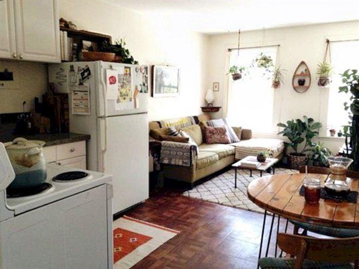 küçük daire alanları planlama