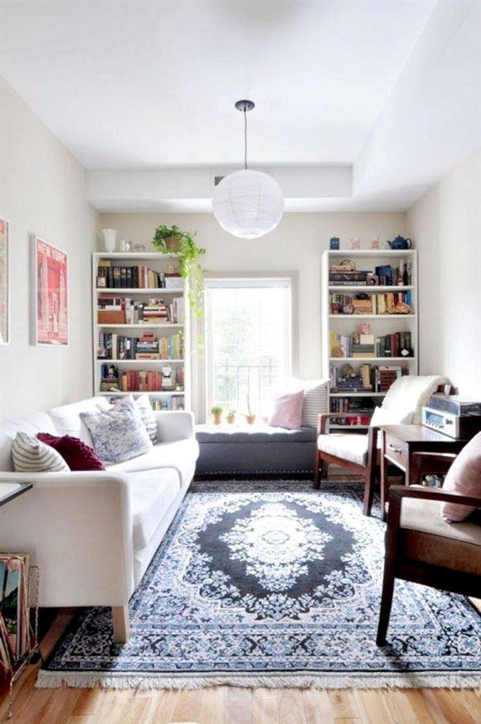 küçük daire tasarımları