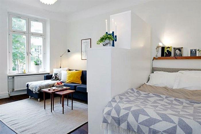 en güzel tasarımlı küçük daireler