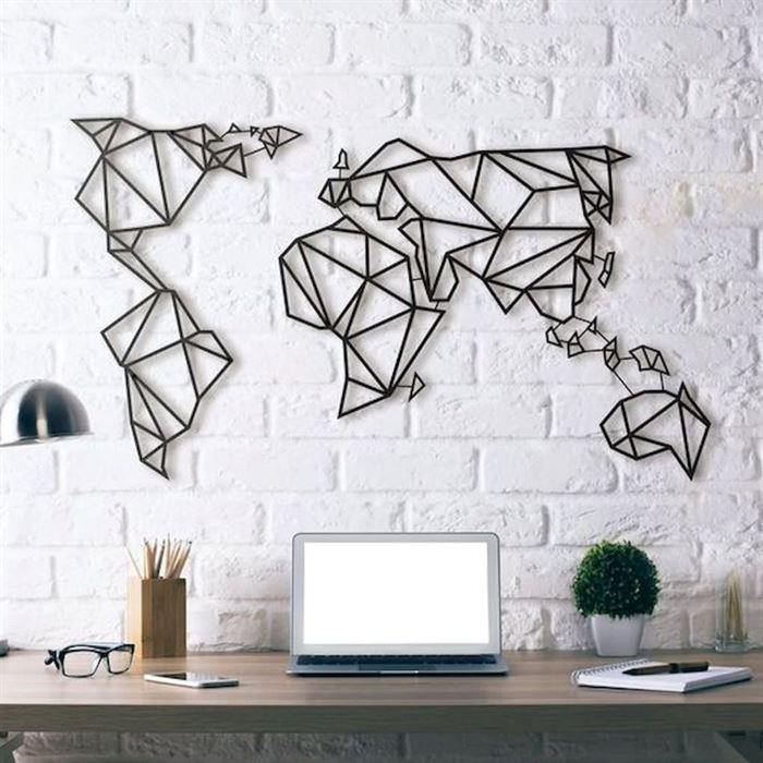 Evinizin Duvarlarına Dikkat Çekici Görsel Görünüm Kazandırın - duvar susleme dekore etme fikirleri 10 - Evinizin Duvarlarına Dikkat Çekici Görsel Görünüm Kazandırın