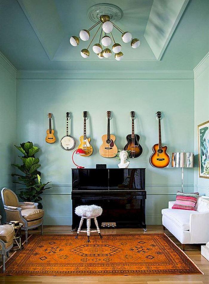 Evinizin Duvarlarına Dikkat Çekici Görsel Görünüm Kazandırın - duvar susleme dekore etme fikirleri 11 - Evinizin Duvarlarına Dikkat Çekici Görsel Görünüm Kazandırın