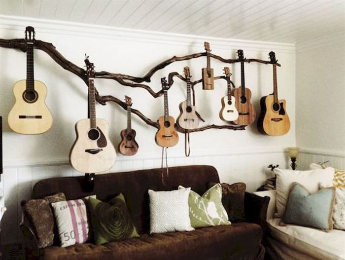 Evinizin Duvarlarına Dikkat Çekici Görsel Görünüm Kazandırın - duvar susleme dekore etme fikirleri 14 - Evinizin Duvarlarına Dikkat Çekici Görsel Görünüm Kazandırın