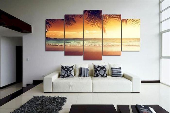 Evinizin Duvarlarına Dikkat Çekici Görsel Görünüm Kazandırın - duvar susleme dekore etme fikirleri 24 - Evinizin Duvarlarına Dikkat Çekici Görsel Görünüm Kazandırın