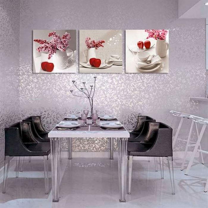 Evinizin Duvarlarına Dikkat Çekici Görsel Görünüm Kazandırın - duvar susleme dekore etme fikirleri 25 - Evinizin Duvarlarına Dikkat Çekici Görsel Görünüm Kazandırın