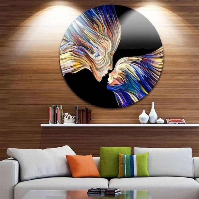 Evinizin Duvarlarına Dikkat Çekici Görsel Görünüm Kazandırın - duvar susleme dekore etme fikirleri 8 - Evinizin Duvarlarına Dikkat Çekici Görsel Görünüm Kazandırın